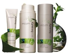 Серия Ecobeauty - Для Вашей красоты с заботой о планете