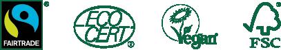 Сертификация продуктов серии Ecobeauty