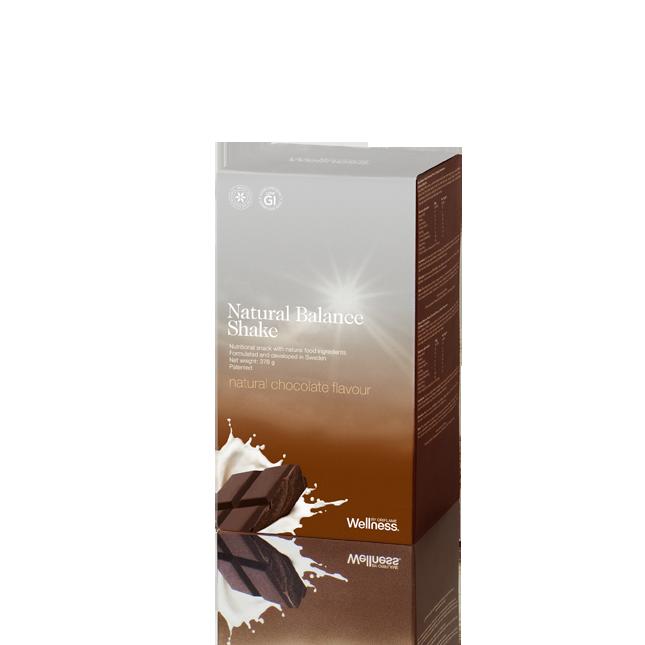 Коктейль Natural Balance (Нэчурал Баланс) шоколад