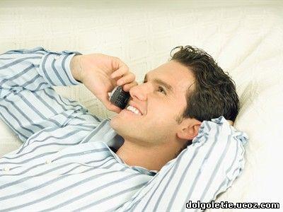 Сотовый телефон дарит здоровье и радость!