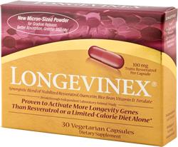 БАД Longevinex наиболее популярна в США